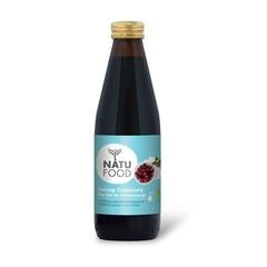 Natufood Cranberry oersap (330 ml)