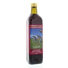 Terschellinger Cranberrysap gezoet bio (750 ml)