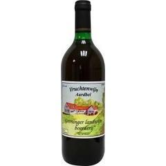 Grootmoeders Vruchtenwijn aardbei zoet (700 ml)
