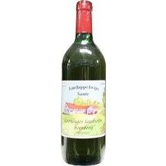 Groninger Aardeppelwijn ras sante (700 ml)