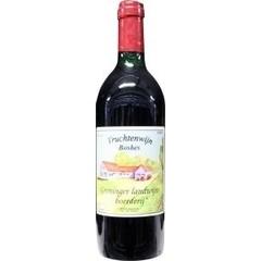 Grootmoeders Vruchtenwijn bosbessen (750 ml)
