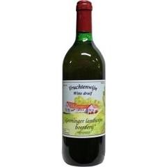 Groninger Vruchtenwijn witte druiven (700 ml)