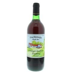 Groninger Vruchtenwijn rode bessen (700 ml)