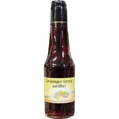 Groninger Aardbeiensiroop (250 ml)