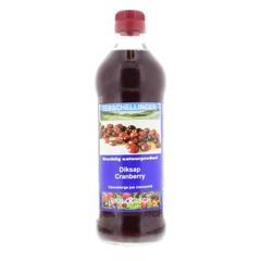 Terschellinger Cranberry diksap (500 ml)
