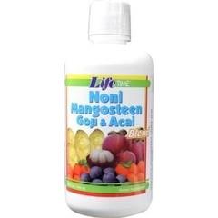 Life Time Organic noni mangosteen goji (946 ml)