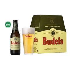 Budels Biobier 6-pack (1 stuks)