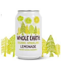 Whole Earth Lemonade (330 ml)