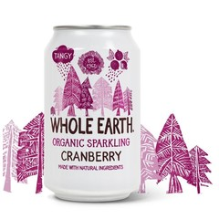 Whole Earth Mountain cranberry (330 ml)