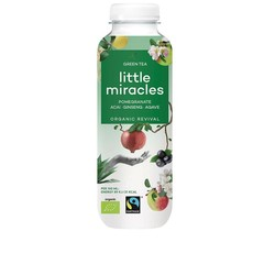 Little Miracles Green tea bio (330 ml)