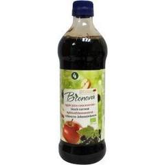 Bionova Diksap appel zwarte bes (500 ml)