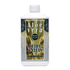 Livinggreens Aloe vera sap (1 liter)