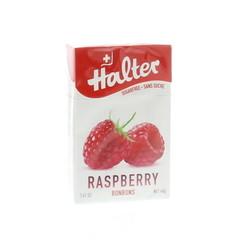 Halter Framboos (40 gram)