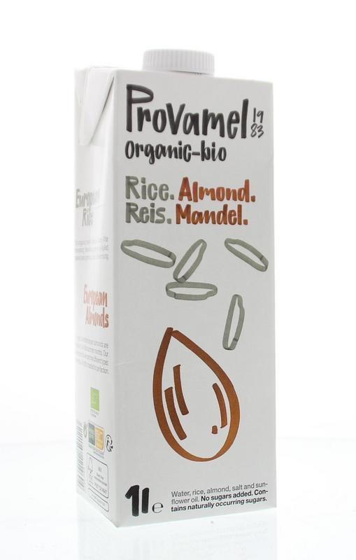 Provamel Provamel Drink rijst amandel (1 liter)