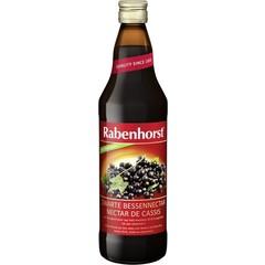 Rabenhorst Zwarte bes nektar bio (750 ml)