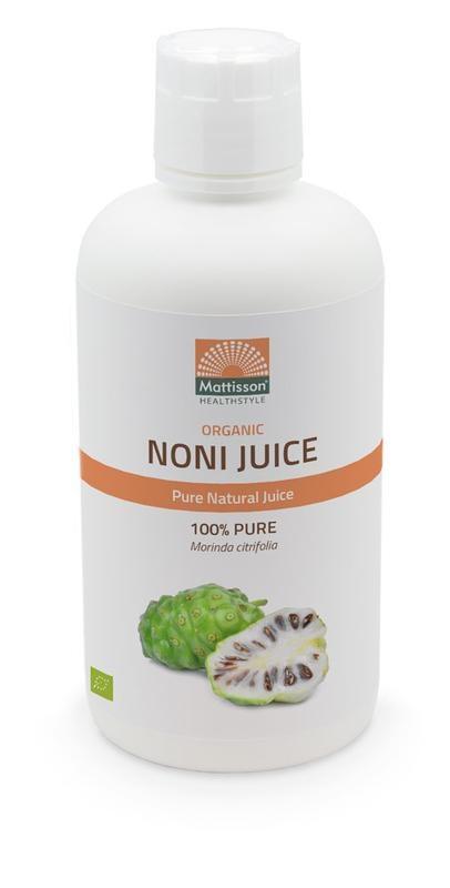 Mattisson Mattisson Noni Juice 100% pure morinda citrifolia bio (946 ml)