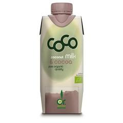 Dr Martins Kokosdrank cacao (330 ml)