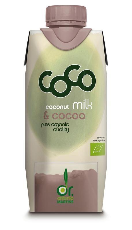 Dr Martins Dr Martins Kokosdrank cacao (330 ml)