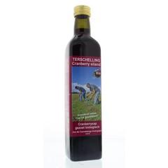 Terschellinger Cranberrysap gezoet (500 ml)