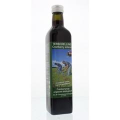Terschellinger Cranberrysap ongezoet (500 ml)