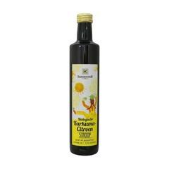 Sonnentor Kurkuma citroen siroop (500 ml)