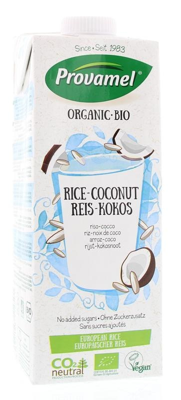 Provamel Provamel Rijstdrink kokos bio (1 liter)