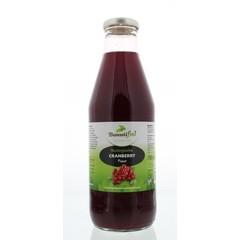 Bountiful Cranberrysap bio (750 ml)