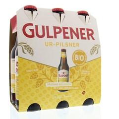 Gulpener pilsner bio 300 ml (6 stuks)