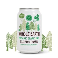 Whole Earth Elderflower (330 ml)
