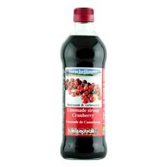 Terschellinger Cranberry siroop (500 ml)