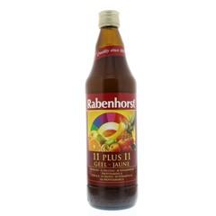 Rabenhorst Multi vruchtensap 11 + 11 (750 ml)