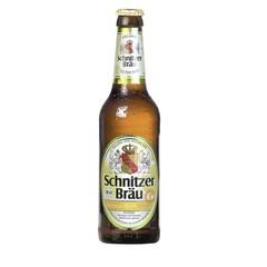 Schnitzer Bier radler lemon glutenvrij (330 ml)