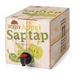 Schulp Appelsap saptap (5 liter)