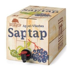 Schulp Appel-vlierbes saptap (5 liter)