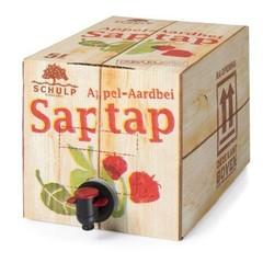 Schulp Appel-aardbei saptap (5 liter)
