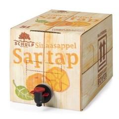Schulp Sinaasappel saptap (5 liter)