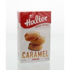 Halter Caramel (40 gram)