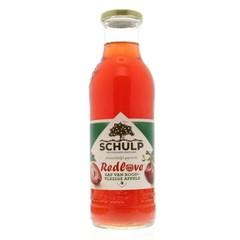 Schulp Appelsap red love bio (750 ml)