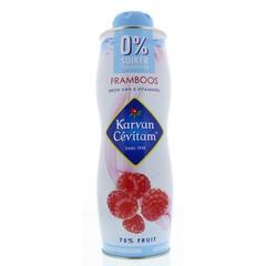 Karvan Cevitam Framboos 0% suiker (750 ml)