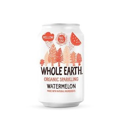 Whole Earth Sparkling watermelon (330 ml)