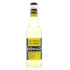 Bionade Citroen bergamot glas (330 ml)