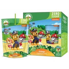 Appy Kids drink Paw patrol orange 200 ml (5 stuks)