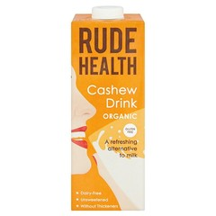 Rude Health Cashewnootdrank (1 liter)