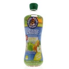 Cool Bear Siroop appel-peer (700 ml)