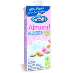 Riso Scotti Almond drink gezoet (1 liter)