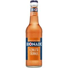 Bionade Gember sinaasappel glas (330 ml)