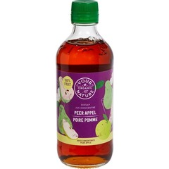 Your Organic Nat Diksap peer appel (400 ml)