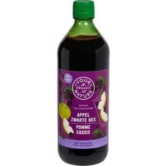 Your Organic Nat Diksap appel zwarte bes (750 ml)