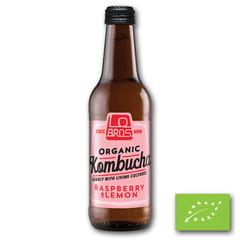 Lo Bros Kombucha raspberry & lemon (330 ml)