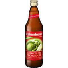 Rabenhorst Zuurkoolsap (750 ml)